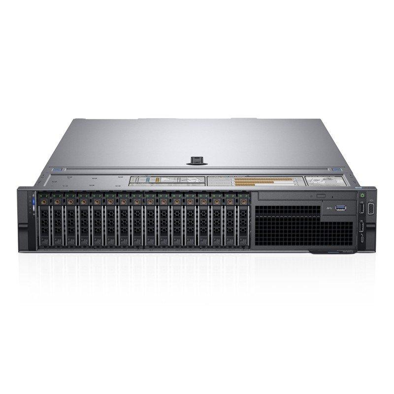 Dell EMC PowerEdge R740 - Rack-mountable - Xeon Gold 5218R 2.1 GHz - 32GB - SSD 480GB