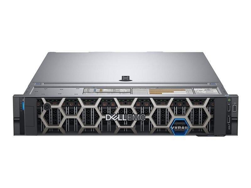 Dell EMC PowerEdge R740 - Rack-mountable - Xeon Silver 4210R 2.4 GHz - 32GB - SSD 480GB