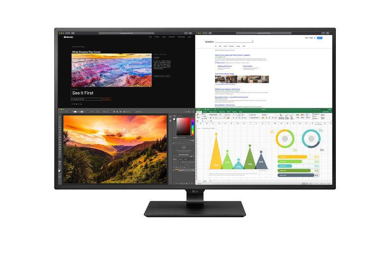 "Exdisplay Lg 43UN700 42.5"" 4K Ultra Hd Ips Monitor"