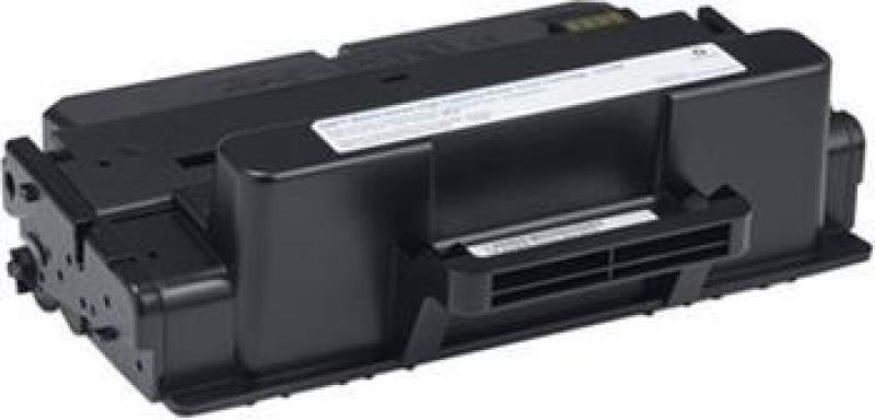 EXDISPLAY Dell 593-BBBI Black Toner Cartridges