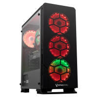 AlphaSync Ryzen 7 16GB RAM 1TB HDD 240GB SSD RTX 2070 Super Gaming Desktop PC