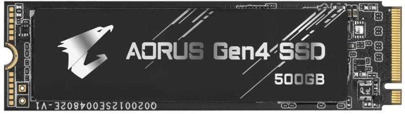 Gigabyte AORUS Nvme Gen4 M.2 500GB PCI-Express 4.0 SSD