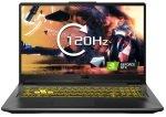 £1245.26, EXDISPLAY ASUS TUF Gaming A17 Ryzen 7 16GB 1TB SSD GTX 1660Ti 17.3inch Win10 Home Gaming Laptop, AMD Ryzen 7-4800H 2.9GHz, 16GB RAM + 1TB SSD, 17.3inch FHD 120Hz Display, NVIDIA GeForce GTX 1660Ti 6GB, Windows 10 Home,