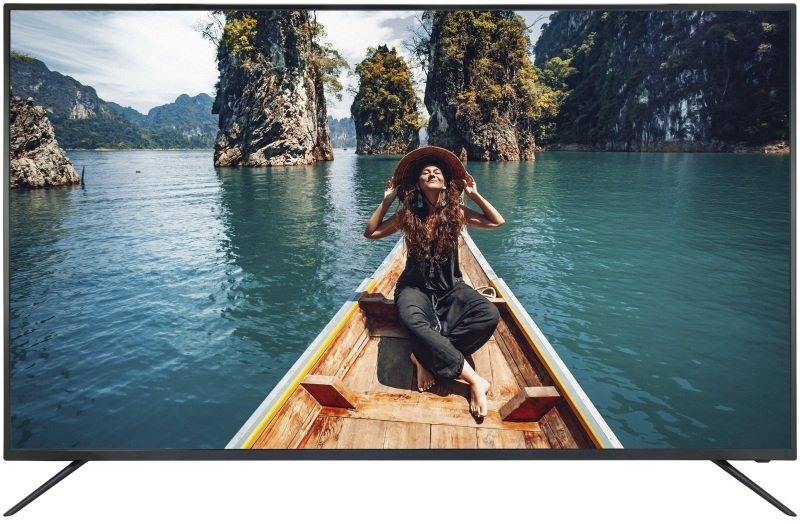 """Linsar 58UHD8050FP 58"""" 4K Ultra HD HDR Smart TV with Freeview Play"""