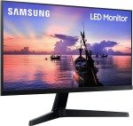 """Samsung LF24T350FHUXEN Full HD 24"""" 75Hz Monitor with AMD FreeSync - Black"""