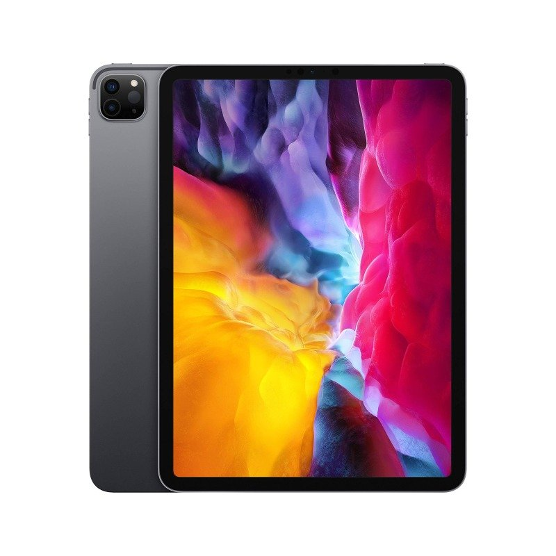 Image of Apple 11'' iPad Pro 256GB WiFi Tablet - Space Grey