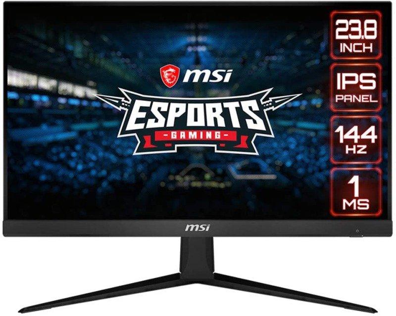 """MSI Optix G241 24"""" IPS 144Hz Full HD Gaming Monitor"""