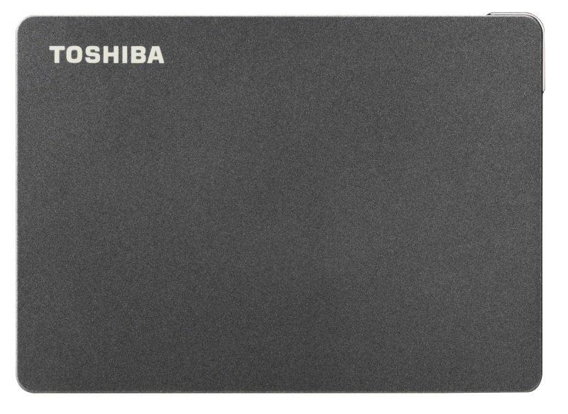 Toshiba Canvio Gaming 2.5 4TB External Hard Drive - Black