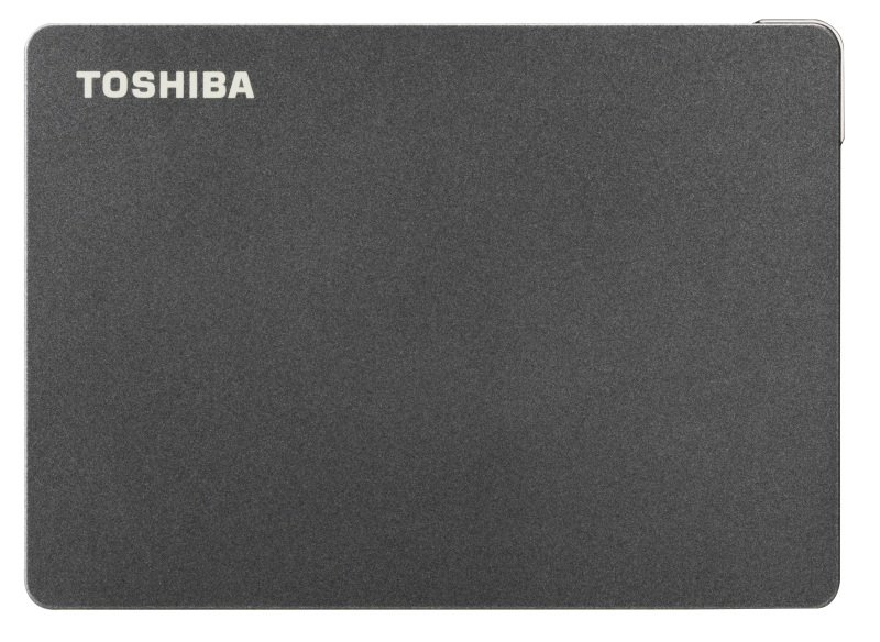 Toshiba Canvio Gaming 2.5 1TB External Hard Drive - Black