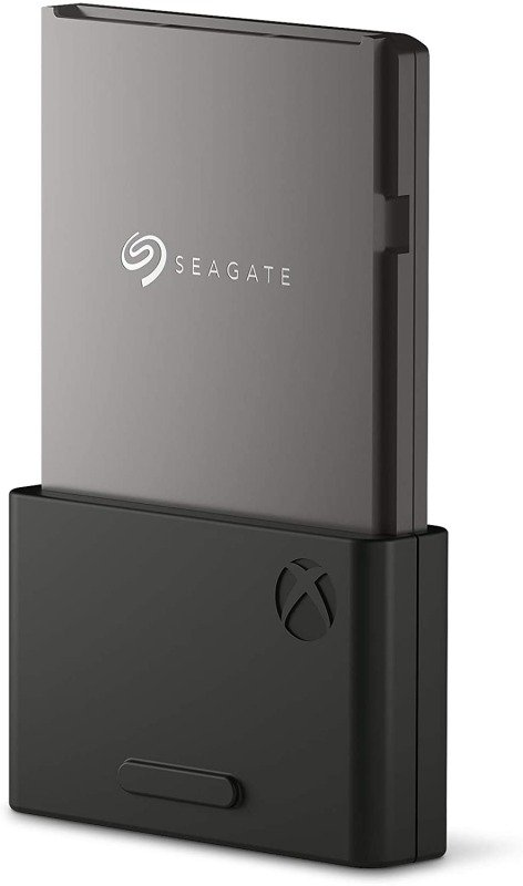 Seagate Storage Expansion Card 1TB - NVMe Expansion SSD for Xbox Series X|S