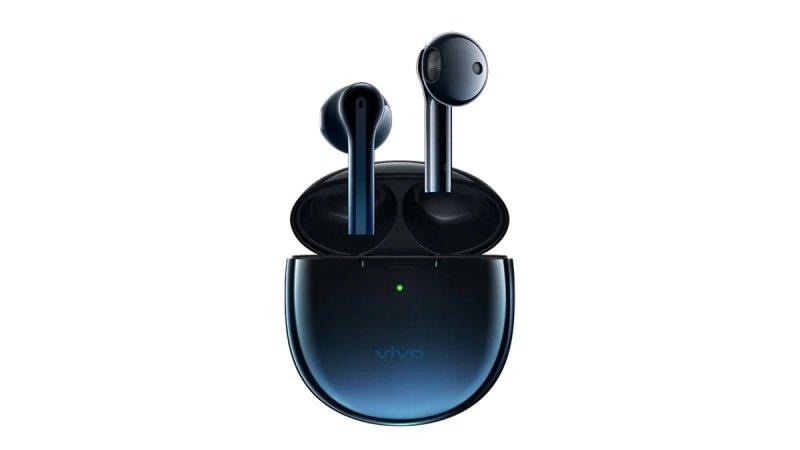 Image of vivo TWS Neo Earphones - Starry Blue