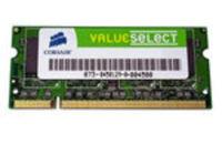 Corsair 2GB DDR3 1333MHz Laptop Memory
