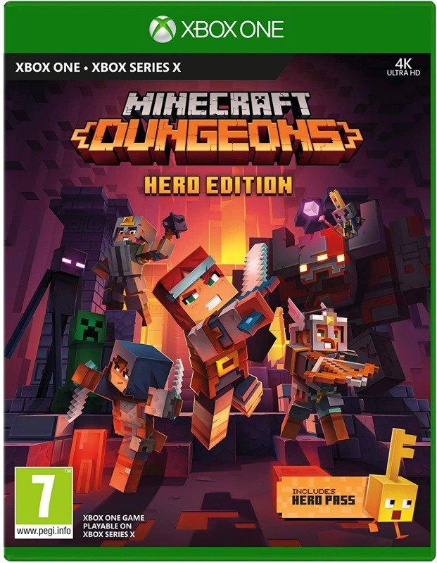 Minecraft Dungeons - Hero Edition - Xbox