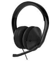 Xbox One Stereo Gaming Headset - Black