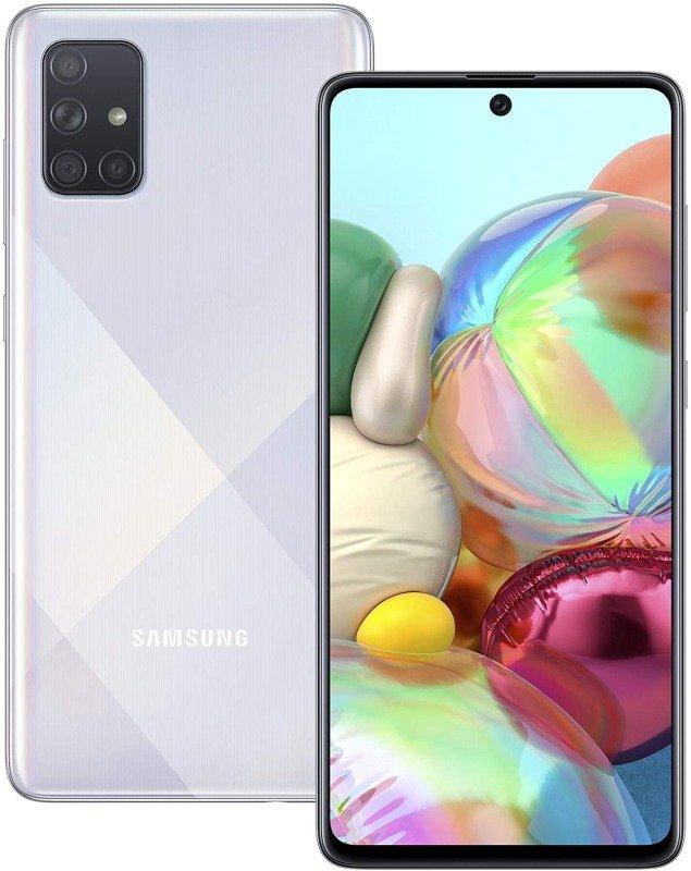 Samsung Galaxy A71 6.7'' 128GB Smartphone - Silver