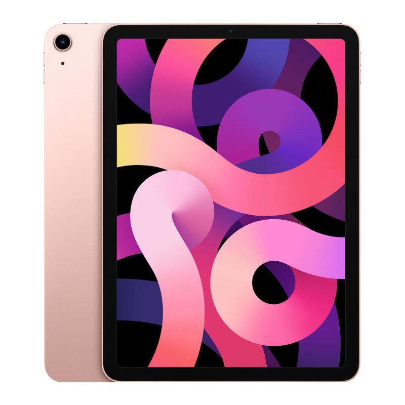"Image of Apple iPad Air 10.9"" 64GB Tablet - Rose Gold"