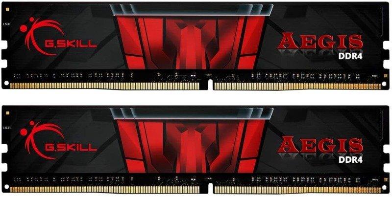 G.Skill Aegis DDR4 16 GB PC 3000 CL16 KIT (2 x 8 GB)