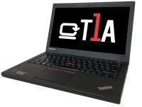 """T1A Refurbished Lenovo ThinkPad X250 Core i5 8GB 256GB SSD 12.5"""" Win10 Pro Laptop"""