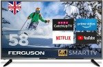 "Ferguson F5820RTS4K 58"" Ultra HD 4K Smart LED TV"