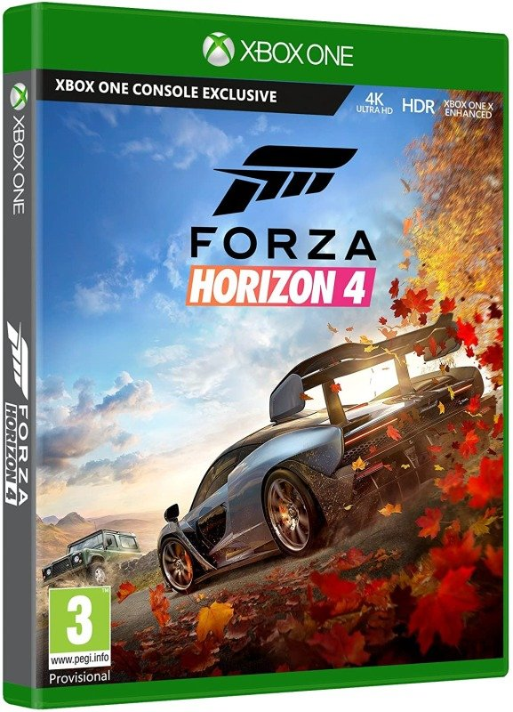 Image of Forza Horizon 4 - Standard Edition for Xbox One [Enhanced for Xbox One X]