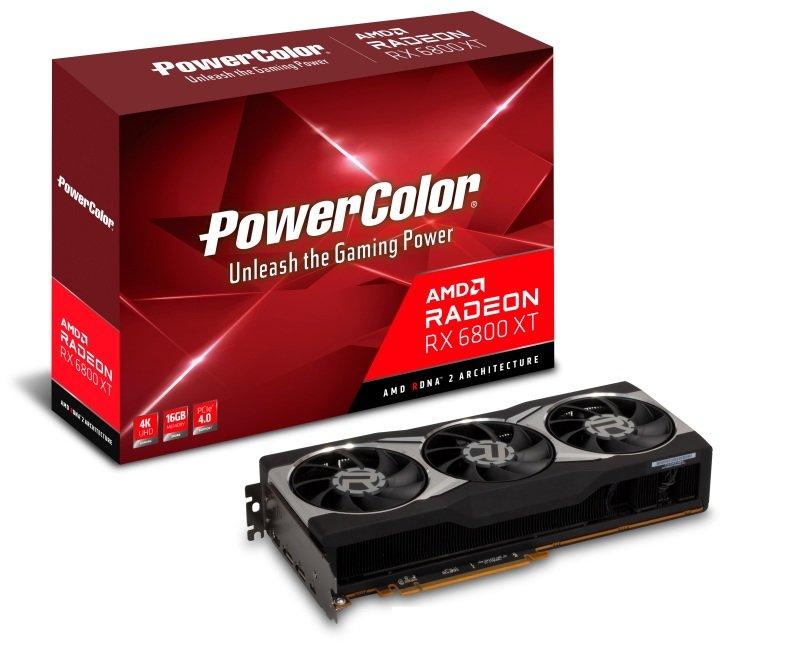 PowerColor Radeon RX 6800 XT 16GB Graphics Card