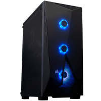 AlphaSync RTX 2060 Core i5 9th Gen 16GB DDR4 1TB HDD 240GB SSD M.2 Gaming Desktop PC