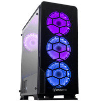 AlphaSync Core i5 9th Gen 16GB RAM 2TB HDD 240GB SSD GTX 1660 Super Gaming Desktop PC