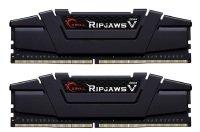 G.SKILL 16GB (2 x 8GB) Ripjaws V Series DDR4 PC4-25600 3200MHz Desktop Memory Model F4-3200C16D-16GVKB