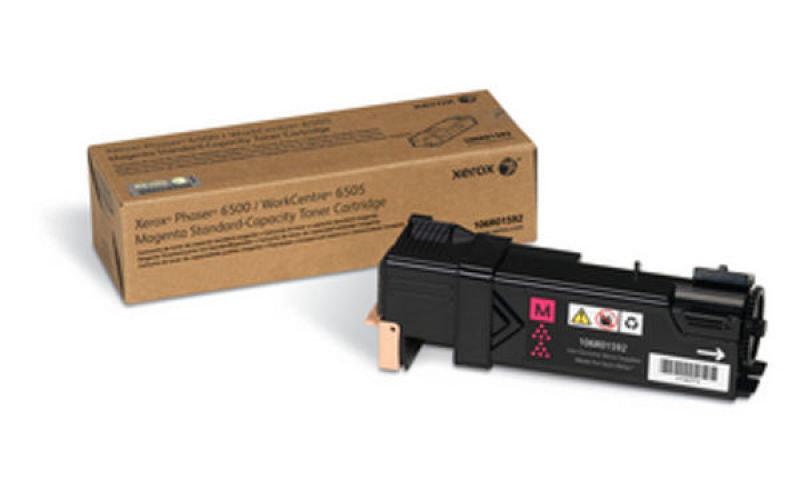 Xerox Phaser 6500 Magenta Toner Cartridge 106R01592
