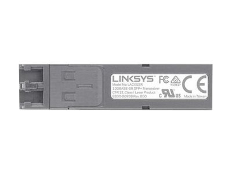 Linksys Business LACXGSR - SFP+ Transceiver Module - 10 GigE