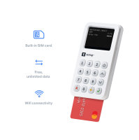 SumUp 3G + Wifi Card Payment Reader