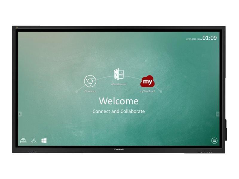 ViewSonic ViewBoard IFP8630 - 86'' LED Display - IFP30 Series - 4K