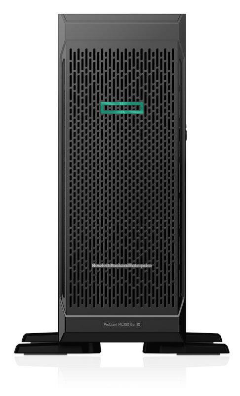HPE ProLiant ML350 Gen10 PERFML350-010 - Tower Server Intel Xeon 2.1 GHz 16GB DDR4-SDRAM 48TB