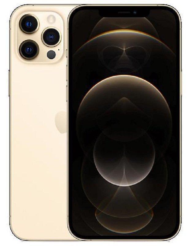 Apple iPhone 12 Pro Max 256GB Smartphone - Gold