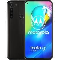 Motorola G8 Power 64GB 6.4'' G8 Smartphone - Black