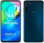 Motorola G8 Power 64GB 6.4'' G8 Smartphone - Capri Blue