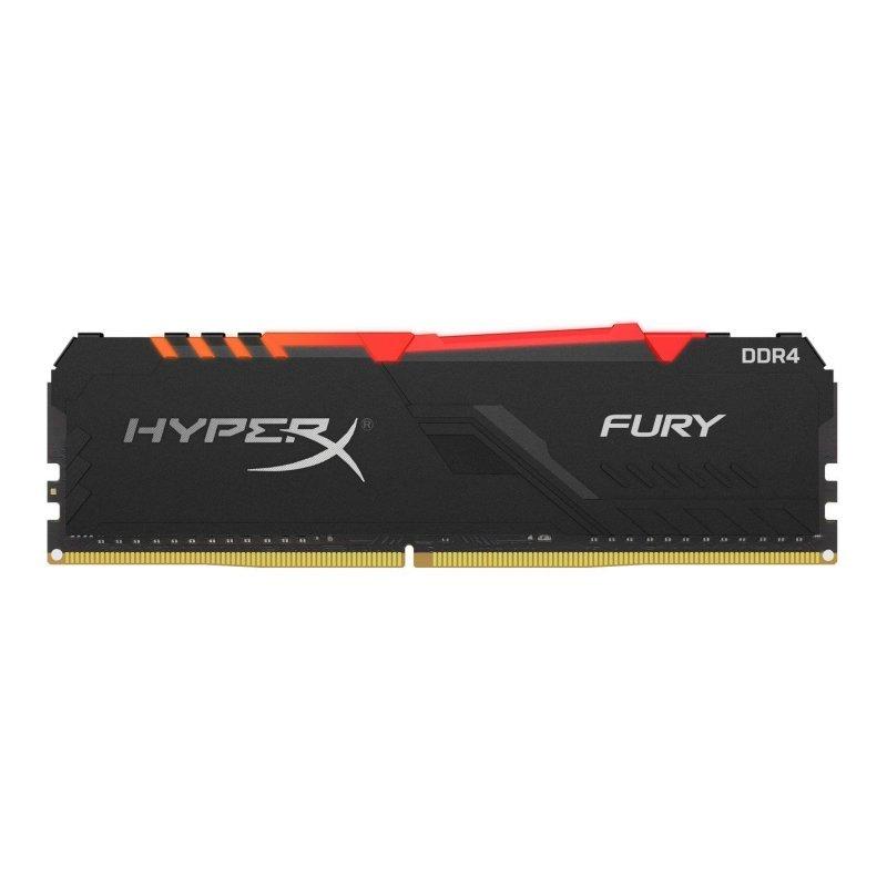 HyperX FURY RGB 16GB (1x 16GB) 3200MHz DDR4 RAM