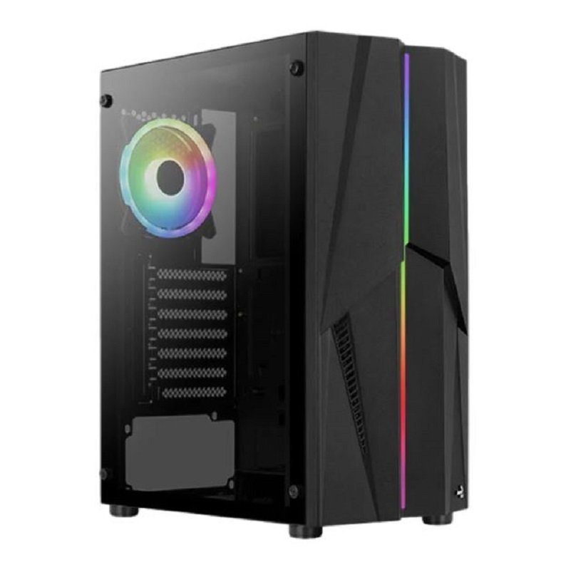 Aero Cool Mecha ARGB Mid Tower Gaming Case
