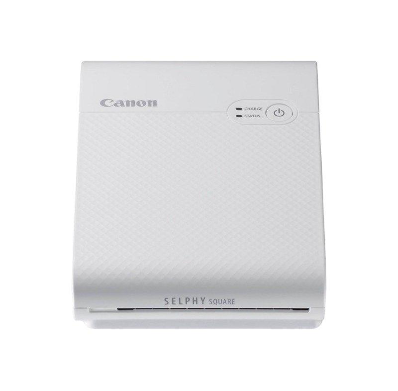 Canon Selphy Square Qx10 Instant Photo Printer - White