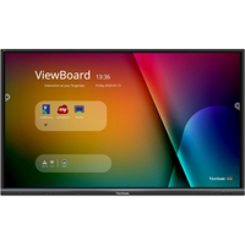 """ViewBoard IFP6550-3 - 65"""" Diagonal Class LED Interactive Display - Touchscreen (multi touch)"""