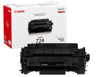 Canon CRG 724 Black Toner cartridge
