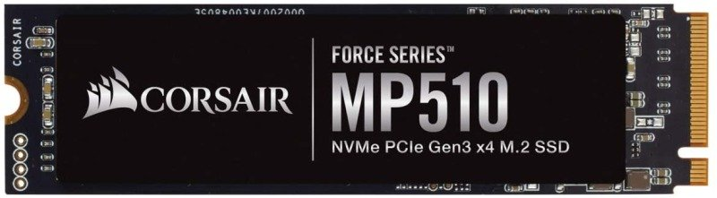 Corsair Force MP510 960GB PCIe M.2 NVMe Performance SSD/Solid State Drive
