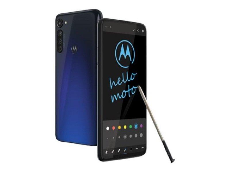 "Motorola Moto G Pro 6.4"" 128GB Smartphone - Indigo"