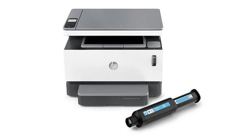 HP Neverstop Laser MFP 1201n A4 Mono Multifunction Laser Printer