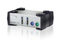 Aten CS82AC 2-Port PS/2 KVM Switch