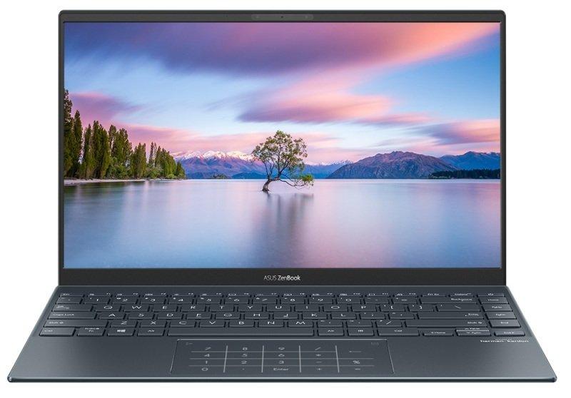 """Image of Asus ZenBook 14 Ryzen 5 8GB 256GB SSD 14"""" Win10 Pro Laptop"""