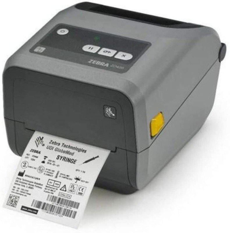 Zebra ZD420 Desktop Thermal Transfer Printer 203DPI