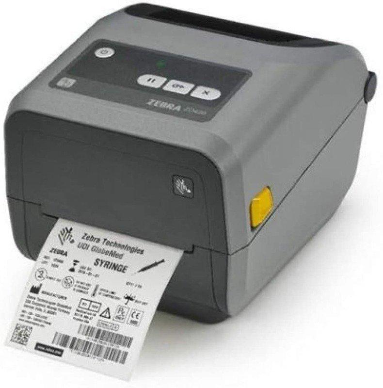 Zebra ZD420 Desktop Thermal Transfer Printer 203DPI - Ethernet