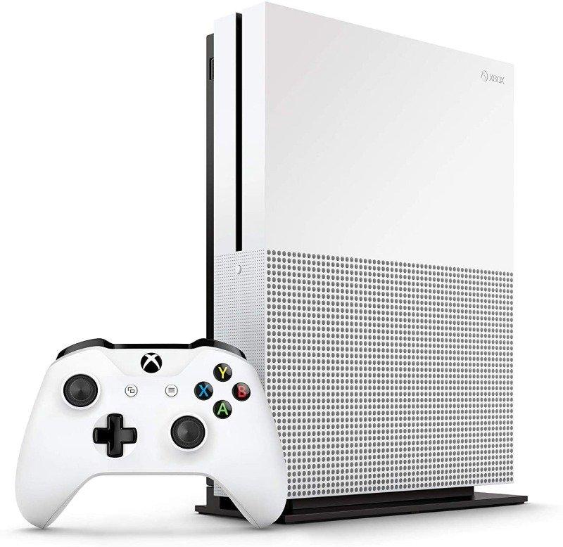 XBOX One S Console White