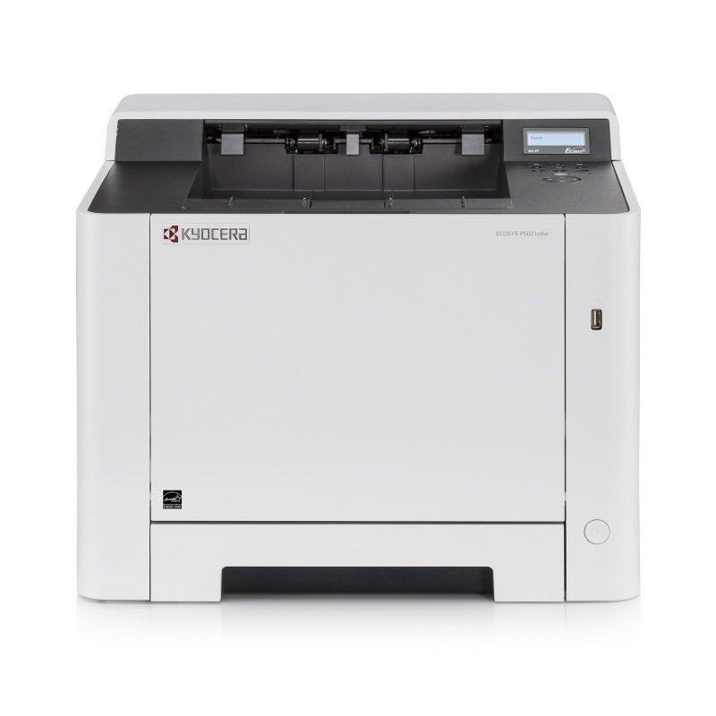 Kyocera ECOSYS P5021cdw Colour A4 Laser Printer